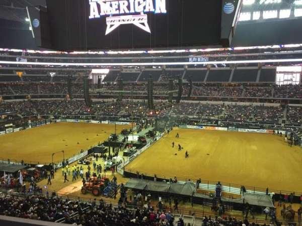 AT&T Stadium, vak: C333, rij: 1, stoel: 20