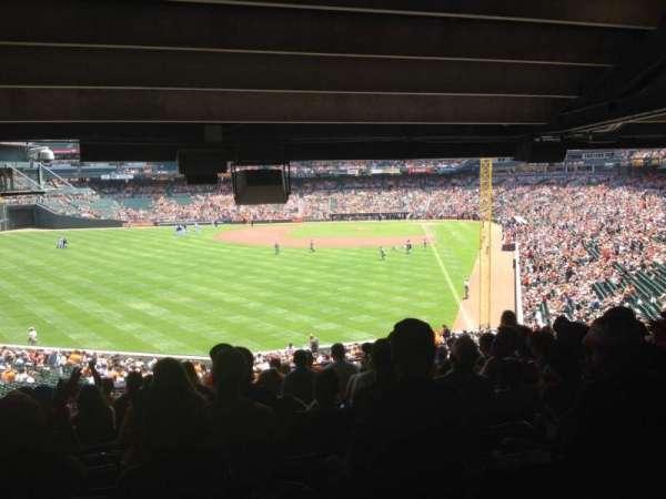 Oriole Park at Camden Yards, vak: 79, rij: 13, stoel: 15