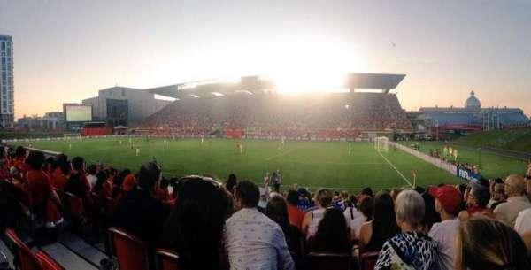 TD Place Stadium, vak: n, rij: 15, stoel: 20