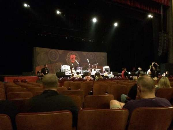 Chicago Theatre, vak: Mnfl3l, rij: Kk