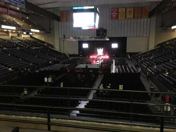 Royal Farms Arena, vak: 228, rij: C, stoel: 12