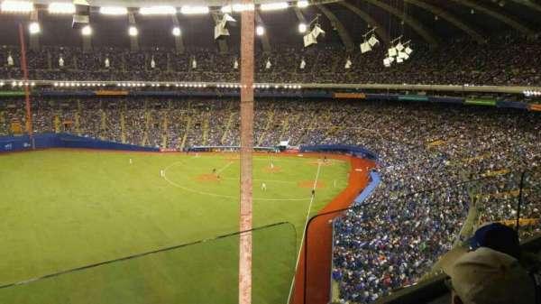 Olympic Stadium, Montreal, vak: 442, rij: BB, stoel: 1