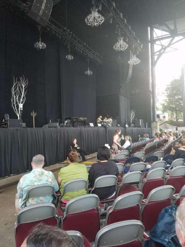 Jiffy Lube Live, vak: Orchestra 3, rij: K, stoel: 21