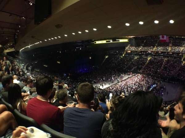 Madison Square Garden, vak: 227, rij: 13, stoel: 13