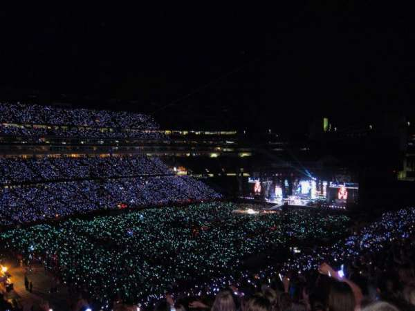 Gillette Stadium, vak: 238