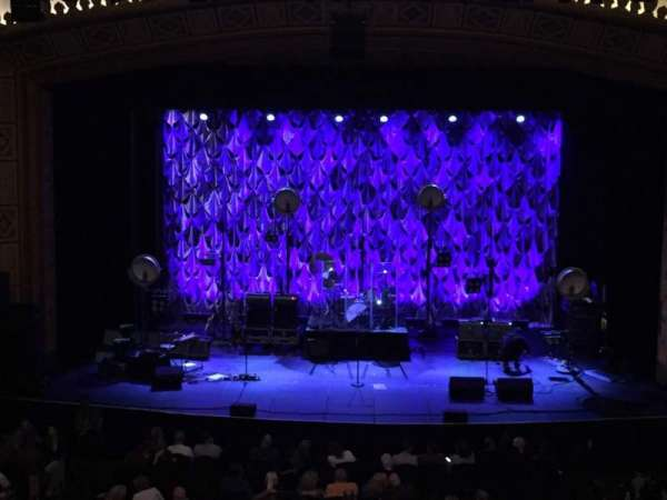 Count Basie Theatre, vak: Loge, rij: C, stoel: 108