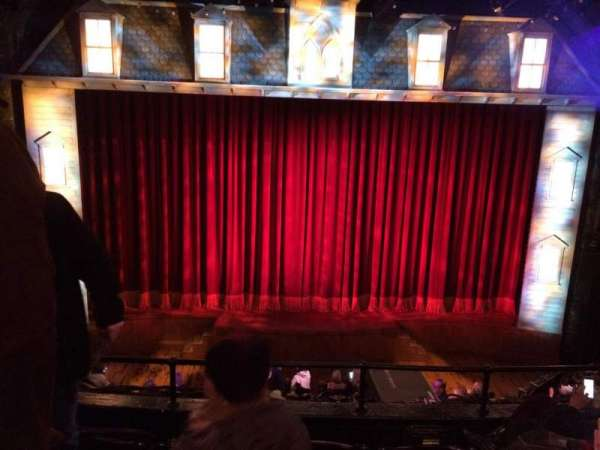 Studio 54, vak: Front Mezzanine C, rij: Dd, stoel: 114