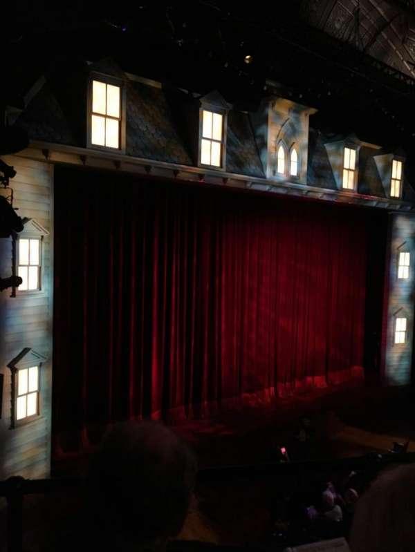 Studio 54, vak: Front Mezzanine R, rij: BB, stoel: 9