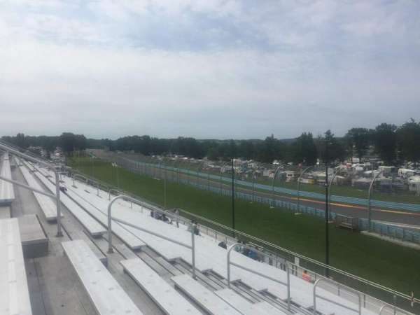 Watkins Glen International, vak: Jackie Stewart section 2, rij: 26, stoel: 19