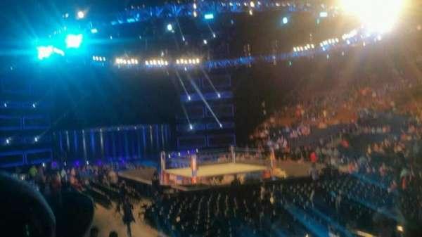 Scotiabank Arena, vak: 104, rij: 11, stoel: 13