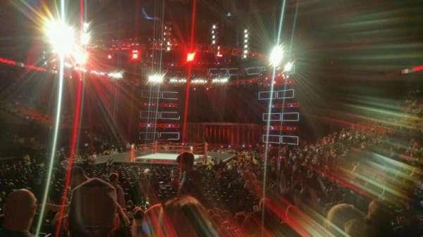 Scotiabank Arena, vak: 101, rij: 11, stoel: 10