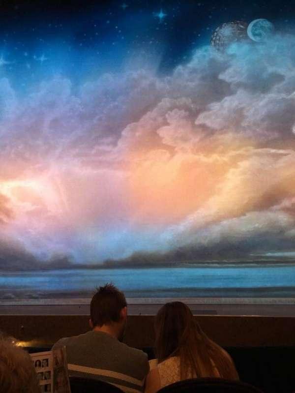 Eugene O'Neill Theatre, vak: COrch, rij: C, stoel: 103