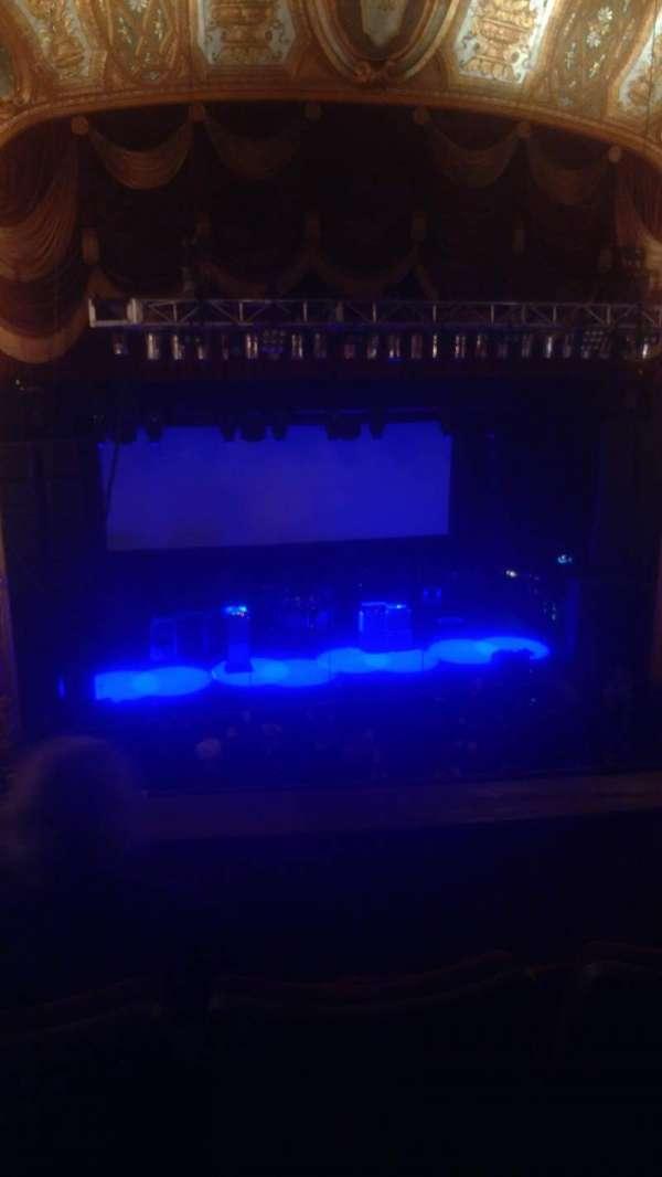 The Fillmore Detroit, vak: Love 3, rij: CC, stoel: 9