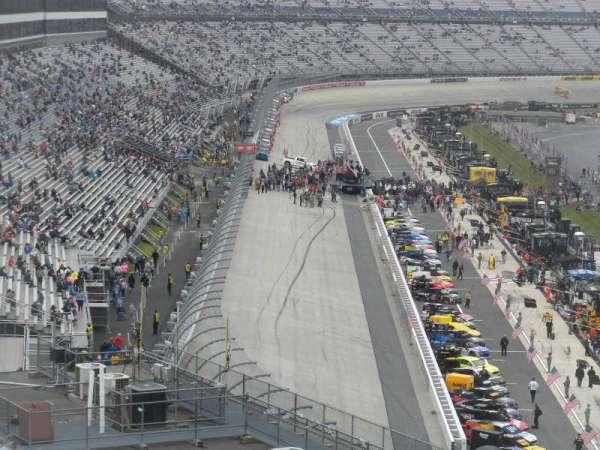 Dover International Speedway, vak: 237, rij: 36, stoel: 6