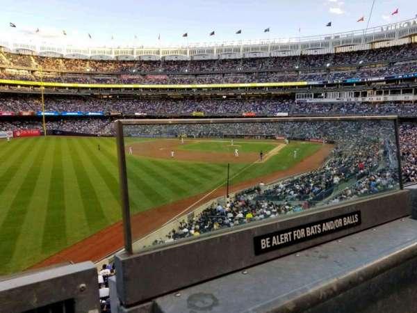 Yankee Stadium, vak: 232A, rij: 1, stoel: 1