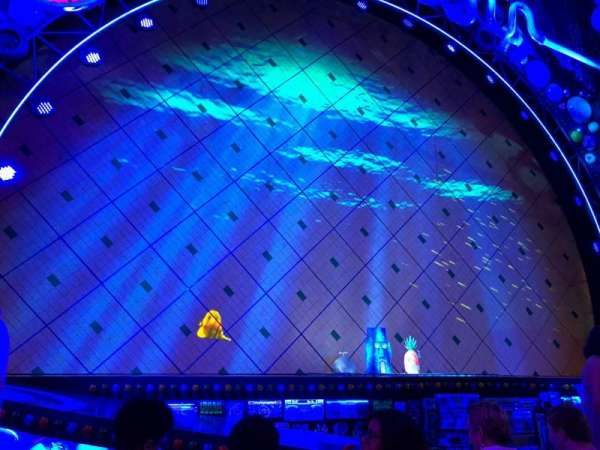 Palace Theatre (Broadway), vak: Orchestra, rij: E, stoel: 113