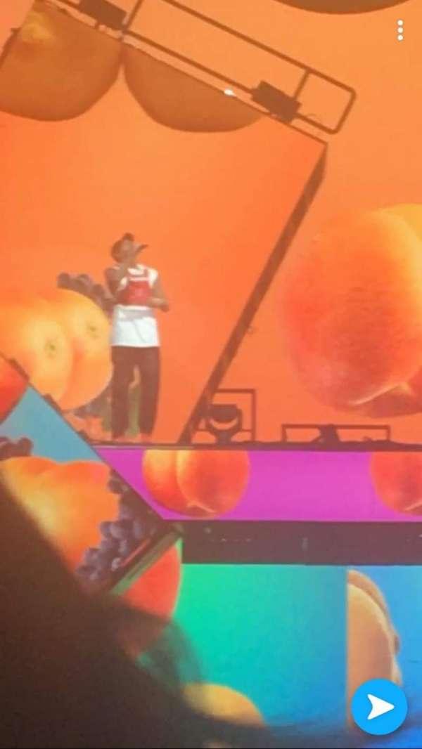 Jiffy Lube Live, vak: 102, rij: F, stoel: 36