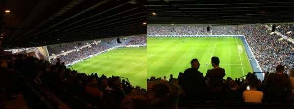 Ibrox Stadium, vak: CD2, rij: Z, stoel: 0059