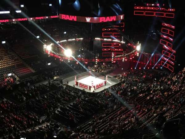 Scotiabank Arena, vak: 324, rij: 17, stoel: 19