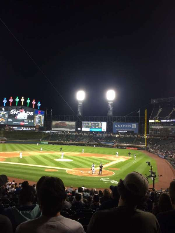 Guaranteed Rate Field, vak: Aaa