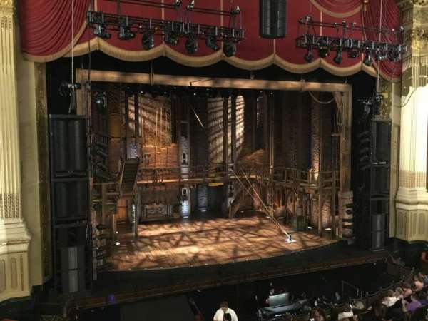 Boston Opera House, vak: Dress Circle Left Center, rij: AA, stoel: 13
