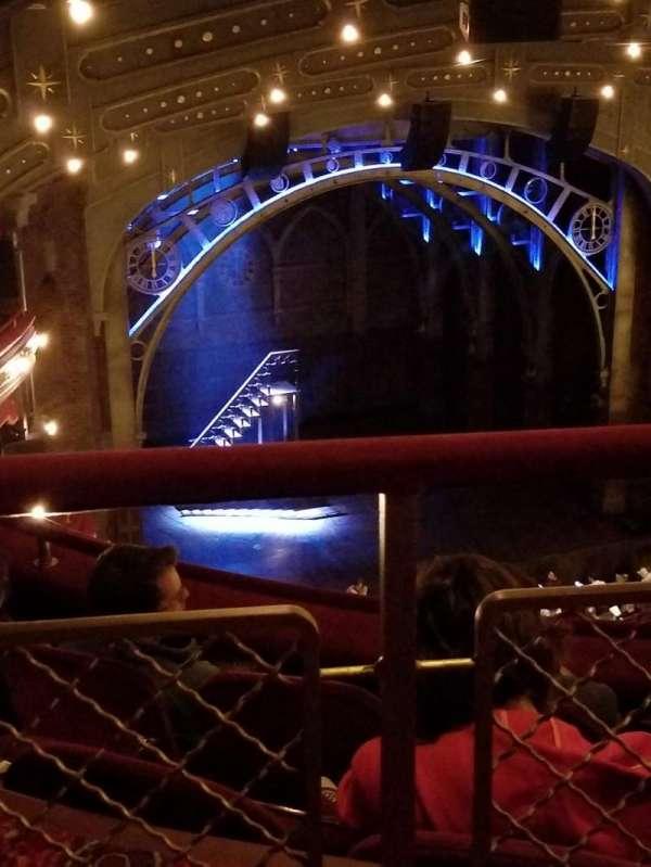 Lyric theatre , vak: Balcony, rij: C, stoel: 16 and 17