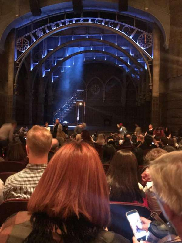 Lyric Theatre, vak: Orchestra Right, rij: O, stoel: 10