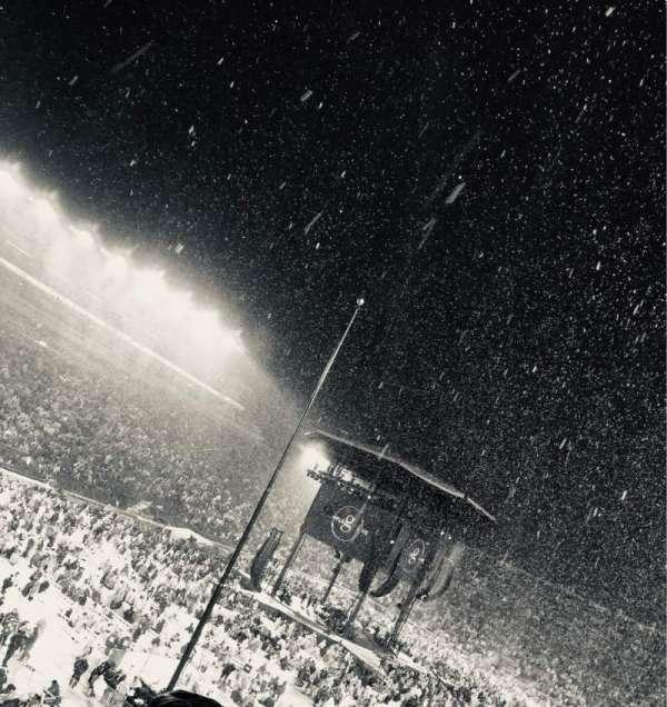 Notre Dame Stadium, vak: 16, rij: 52, stoel: 8