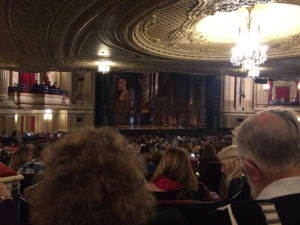 Boston Opera House, vak: ORCBXL, rij: X, stoel: 55
