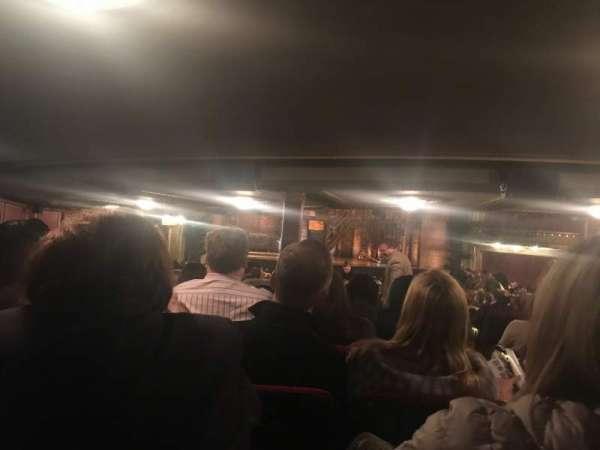 CIBC Theatre, vak: Orchestra L, rij: ZZZ, stoel: 7
