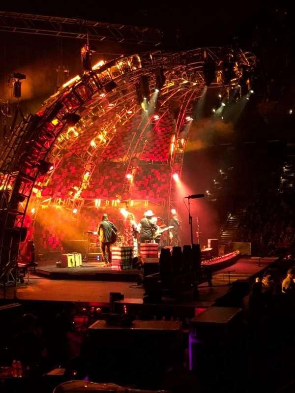 Royal Farms Arena, vak: 103, rij: D, stoel: 1