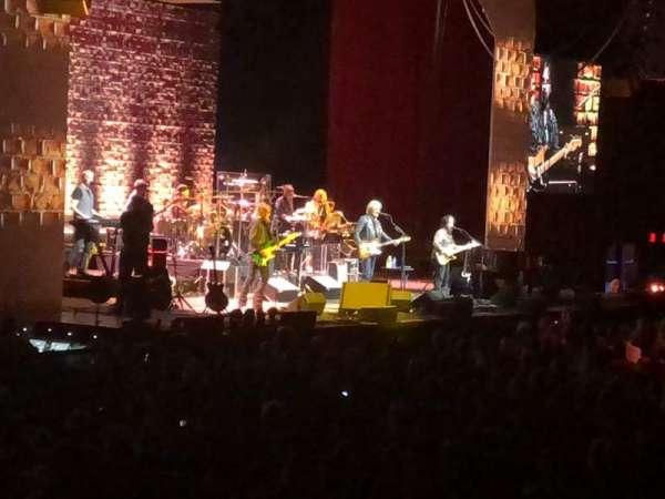 Hard Rock Live at Etess Arena, vak: 212, rij: I, stoel: 10