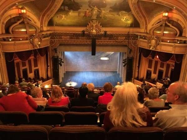Hippodrome Theatre, vak: CUBAL, rij: R, stoel: 306