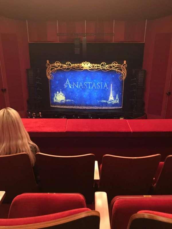 The Kennedy Center Opera House, vak: TR1, rij: C, stoel: 204