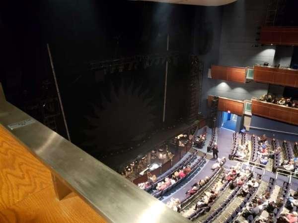 Civic Center Music Hall, vak: Mezzanine Left Box 2, rij: A, stoel: 4