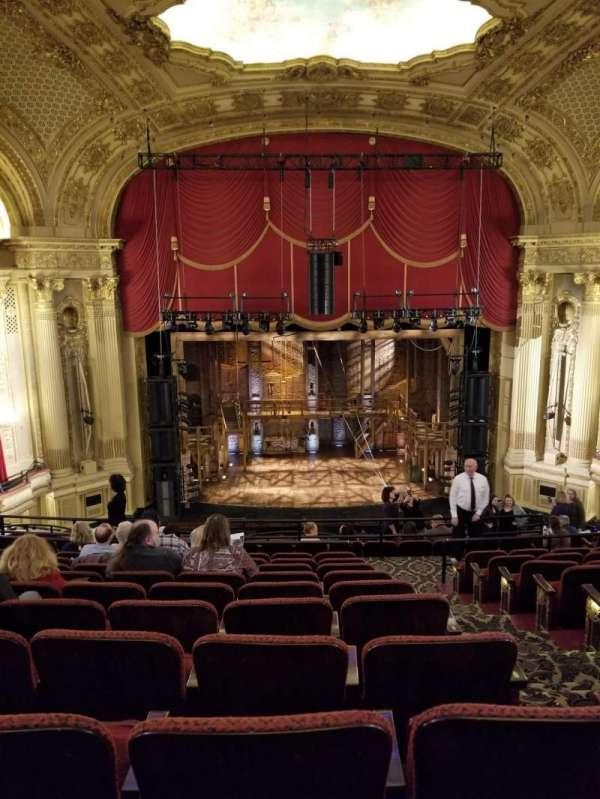 Boston Opera House , vak: Mezz Left Center, rij: J, stoel: 103