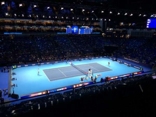 The O2 Arena , vak: Box 337