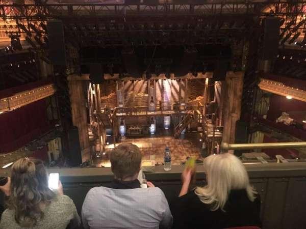 CIBC Theatre, vak: Balcony, rij: C, stoel: 403
