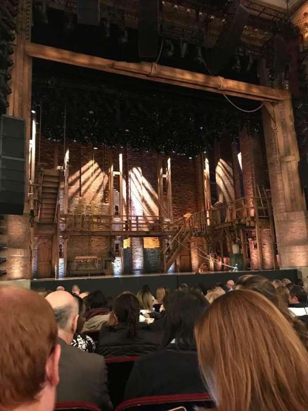 Cibc theatre, vak: Orchestra L, rij: N, stoel: 5,7