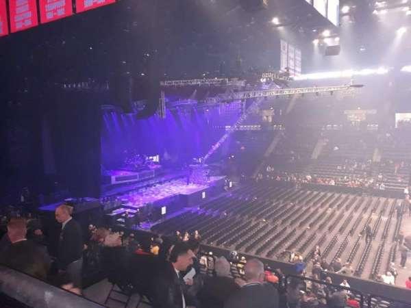 Nassau Veterans Memorial Coliseum, vak: 223, rij: 1, stoel: 5
