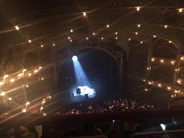 Lyric Theatre, vak: Balcony L, rij: C, stoel: 9