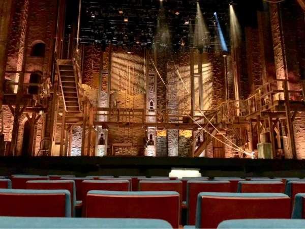 Belk Theater, vak: Orchestra Center, rij: C, stoel: 310
