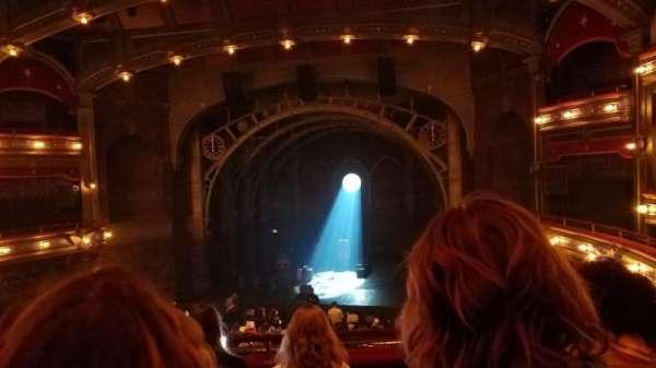 Lyric Theatre, vak: Dress Circle, rij: E, stoel: 124