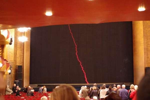 Metropolitan Opera House - Lincoln Center, vak: Orchestra, rij: CC, stoel: 23