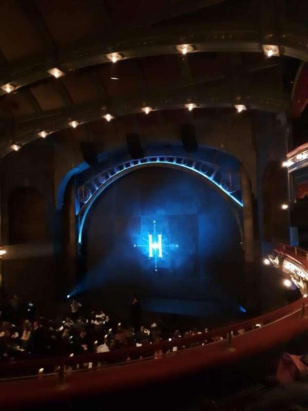 Lyric Theatre, vak: DRESSR, rij: C, stoel: 8