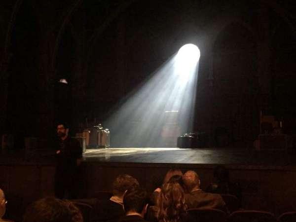 Lyric Theatre, vak: ORCHR, rij: F, stoel: 10