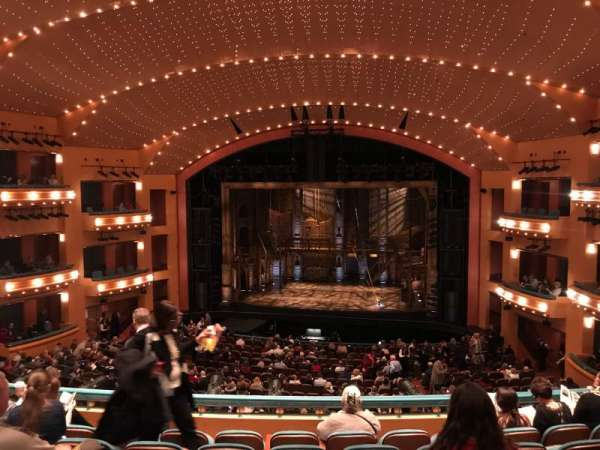 Procter And Gamble Hall at the Aronoff Center, vak: LC, rij: F, stoel: 221