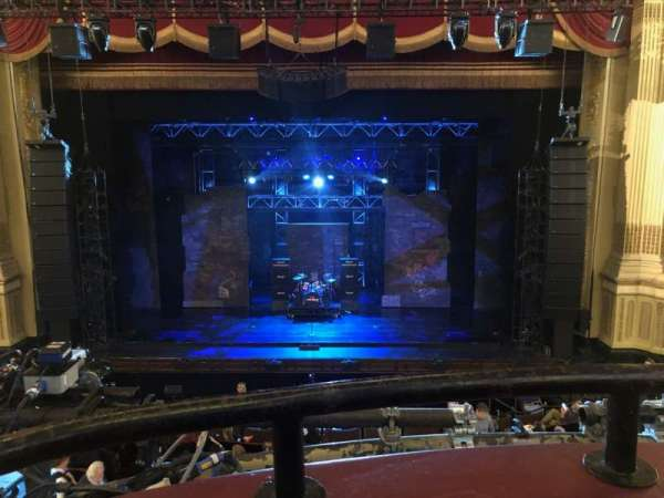 Boston Opera House, vak: DRSCTR, rij: AA, stoel: 103