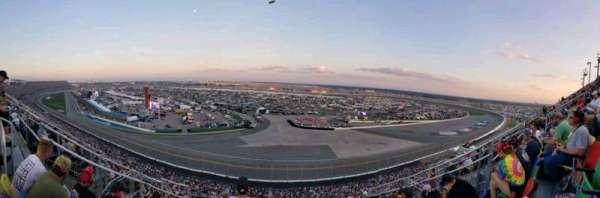 Daytona International Speedway, vak: 489, rij: 29, stoel: 12