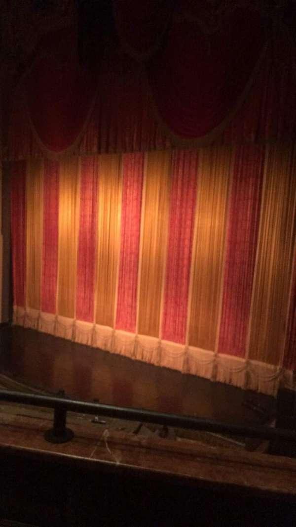 Ohio Theatre (Columbus), vak: Loge A, rij: B, stoel: 12